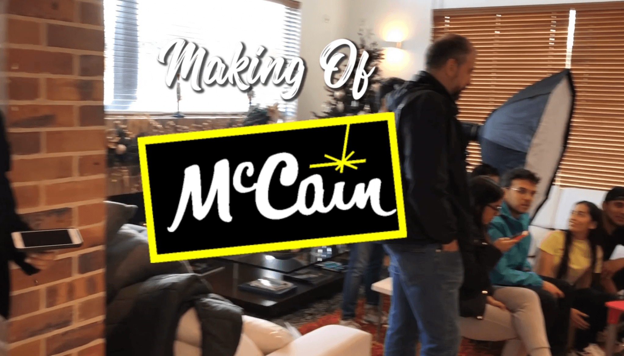 making of mccain