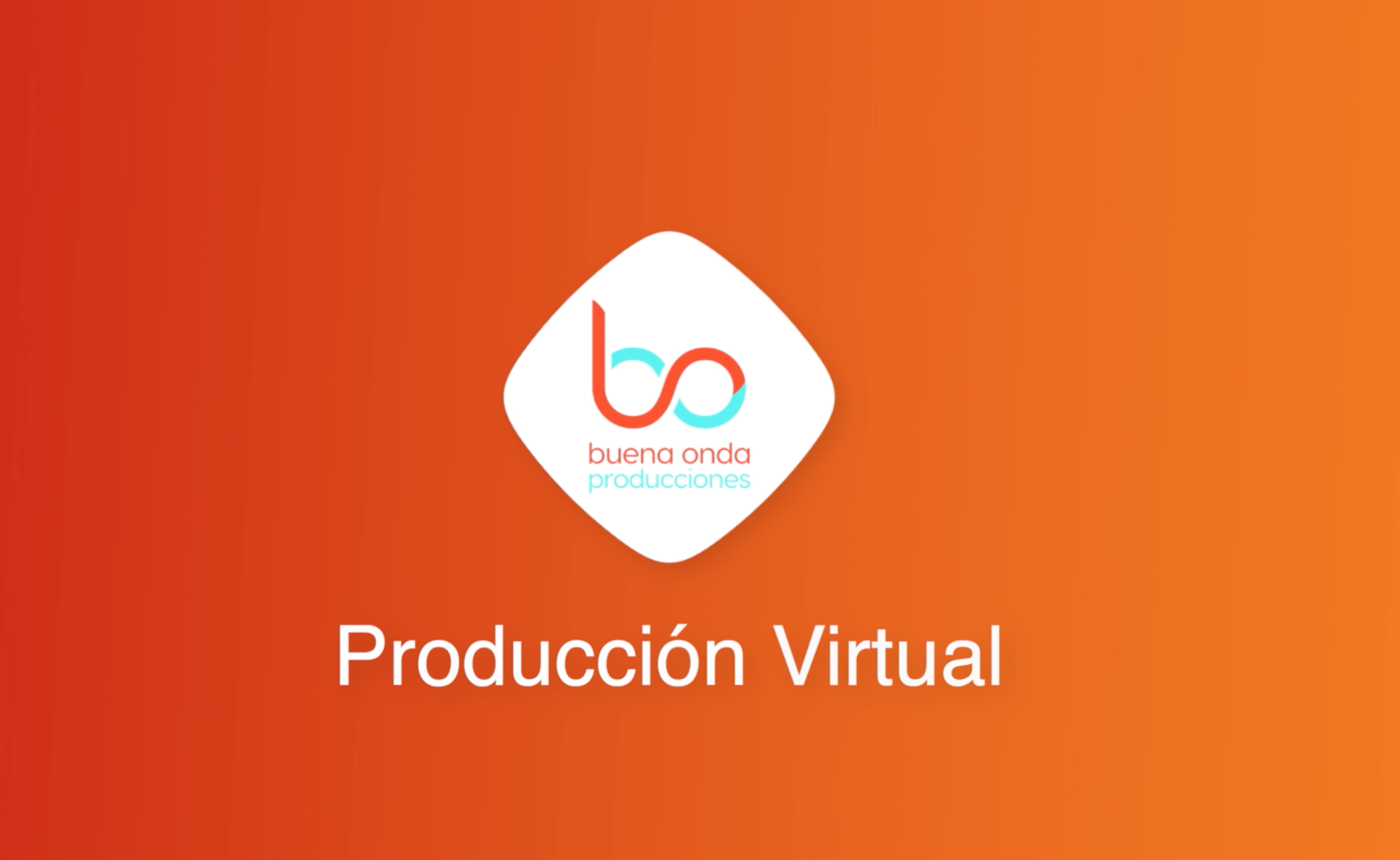 producción virtual